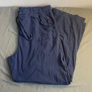 Navy Blue Sweat Pants Size 3X Danskin